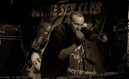 Paint @ The Bovine Sex Club, 3.20.2014 (Queen Street Festival)